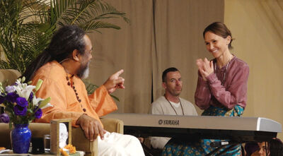 Nitya for Mooji