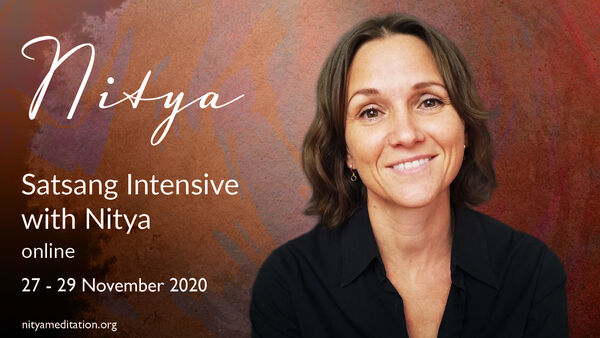 Satsang Intensive with Nitya!
